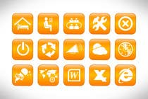 #22 for Icon or Button Design for Sazu Technologies by nicelogo