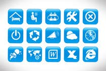 #20 for Icon or Button Design for Sazu Technologies by nicelogo