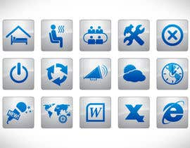 #33 untuk Icon or Button Design for Sazu Technologies oleh nicelogo