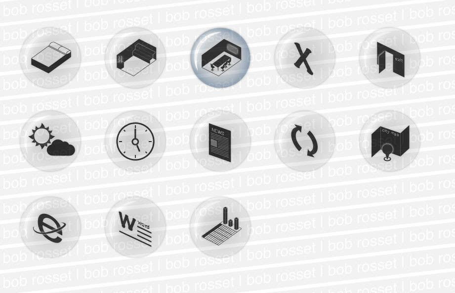 #6 for Icon or Button Design for Sazu Technologies by bobrosset