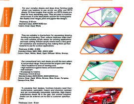 #10 for Design a one page flier by heavensady
