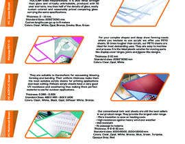 #12 for Design a one page flier by heavensady