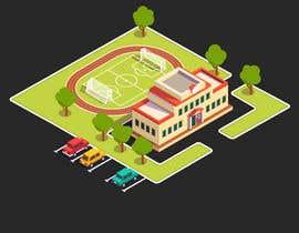 #5 for Hotel in Football Stadium PDF by kolbalish