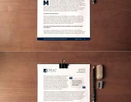 #3 for Reformat White Paper as a Financial Advertorial by Fraffaele