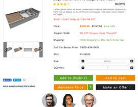 #6 for Product Page by ShadabDanishh