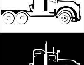 #21 for Vector design of a truck by Nico984