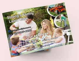 #45 for Design a lawn care flyer by ranamdshohel393
