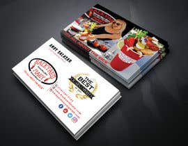 #212 for Backyard Mary Mktg Materials by Lucky571Akash