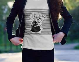#35 for Amazon Merch t shirt design by Warna86