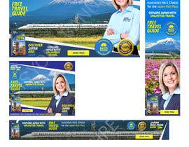 #31 for 1 Homepage Banner + 3 Web Banners by tlcshafayat360
