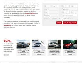 #5 for UI / UX Design for car marketplace website by iambedifferent