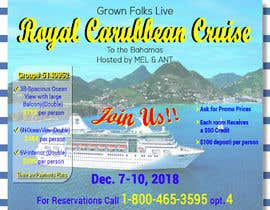 #6 for Cruises flyer2 by sakilahmed733