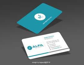 #98 for Design de Cartões de Visita (business cards), documents layout , etc by logosuit