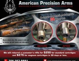 #7 para Banner Ad Design for American Precision Arms por arteq04