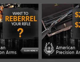 nº 5 pour Banner Ad Design for American Precision Arms par dreamsweb