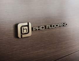"#58 for Design a Logo for   ""PhD Flooring""  - Flooring company by bibaaboel3enin"