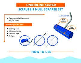 #12 for Infographics of our Marine products - How it works and benefits by aindrila1985