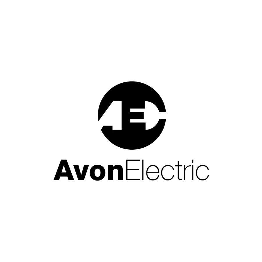 """Contest Entry #                                        6                                      for                                         Logo for my new electrical company in nova scotia canada.  """"Avon Electric"""". We live on the avon river where the eagles fly"""