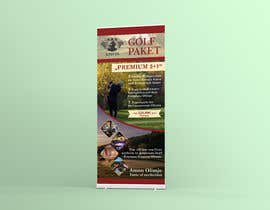 #6 for Banner for golf package 2+1 by deyali