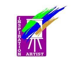 #70 for Inspiration Artist Logo af gbeke