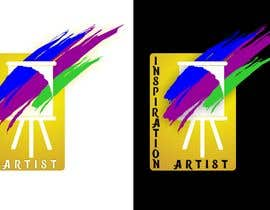 #78 for Inspiration Artist Logo by gbeke