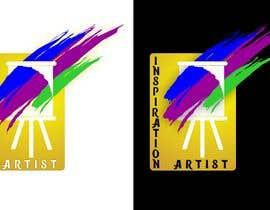 #78 for Inspiration Artist Logo af gbeke