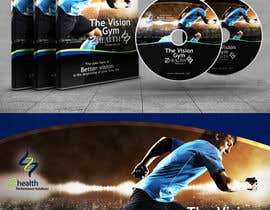 nº 5 pour 3 DVD Suite Design for Z-Health Performance Solutions, LLC par Opacity