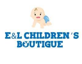 #12 for Design a Logo for Children's clothing by GeorgeMakram94