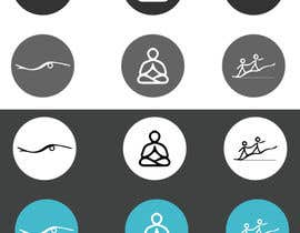 #4 for Icon design freediving / yoga / coaching by azgraphics939