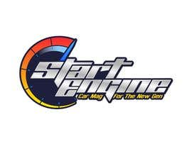 #16 for Car Magazine Logo with the name:  Start Engine by teomatheus