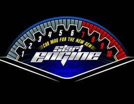 #36 for Car Magazine Logo with the name:  Start Engine by teomatheus