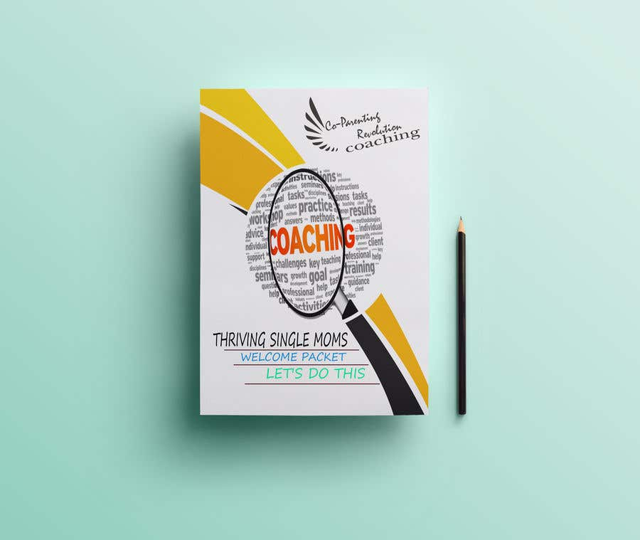 Contest Entry #                                        2                                      for                                         I need some Graphic Design for workbooks