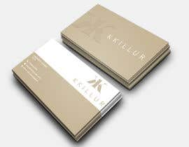 #13 for Design some Business Cards KKILLUR by lipiakter7896