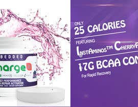 #3 for Charge Nutrition Banner by sftechnologies