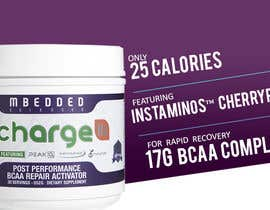 #19 for Charge Nutrition Banner by sftechnologies