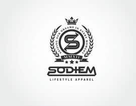 nº 270 pour Logo Design contest for Sodiem Lifestyle Apparel par michelangelo99
