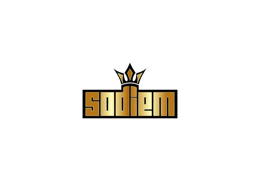 #124 for Logo Design contest for Sodiem Lifestyle Apparel by addatween