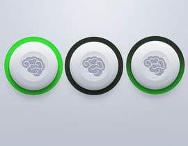 nº 27 pour Make my Logo/Button look better par pasathai84