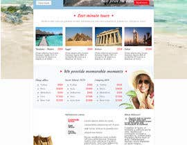 #18 for build me a website for tours and travel by gtaposh