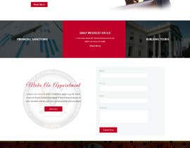 #79 for Redesign my Home Page Website by sherazi2592