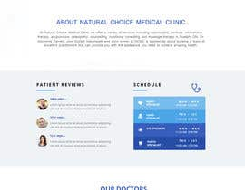 #6 for Create a landing page for naturopathic doctors at NCMC by AndITServices