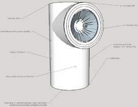 #6 for Sketch/illustrate/design a subwoofer cabinet by ThompsonDJ