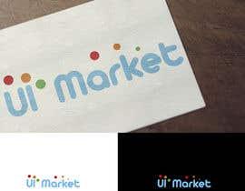 #30 for Design a Logo for UI Market Social Media LLC by davidtedeev