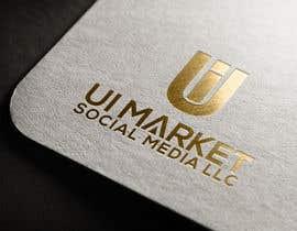 #16 for Design a Logo for UI Market Social Media LLC by amirmiziitbd