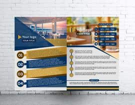 #6 for I need a brochure designed for an online platform by tofail44