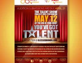 #28 for Design a Flyer - Talent Show by designciumas