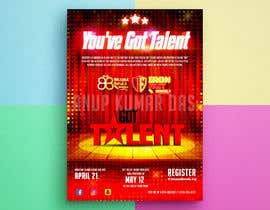 #24 for Design a Flyer - Talent Show by Anupkumar16