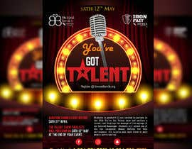 #23 for Design a Flyer - Talent Show by prngfx