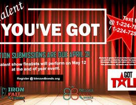 #32 for Design a Flyer - Talent Show by narayaniraniroy