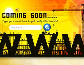#8 for Design an Attractive Coming Soon Page by AndITServices